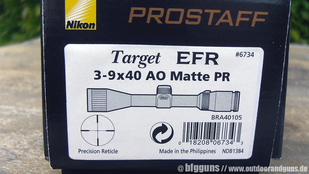 Zf: nikon prostaff target efr 3 9x40 ao testberichte optik und