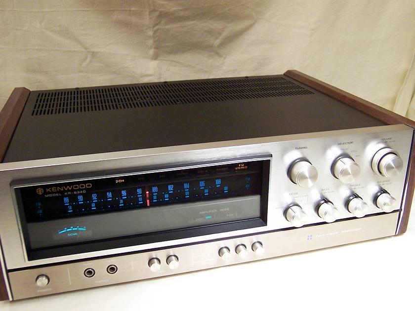 Kenwood Vintage, Radio & Receiver gebraucht kaufen