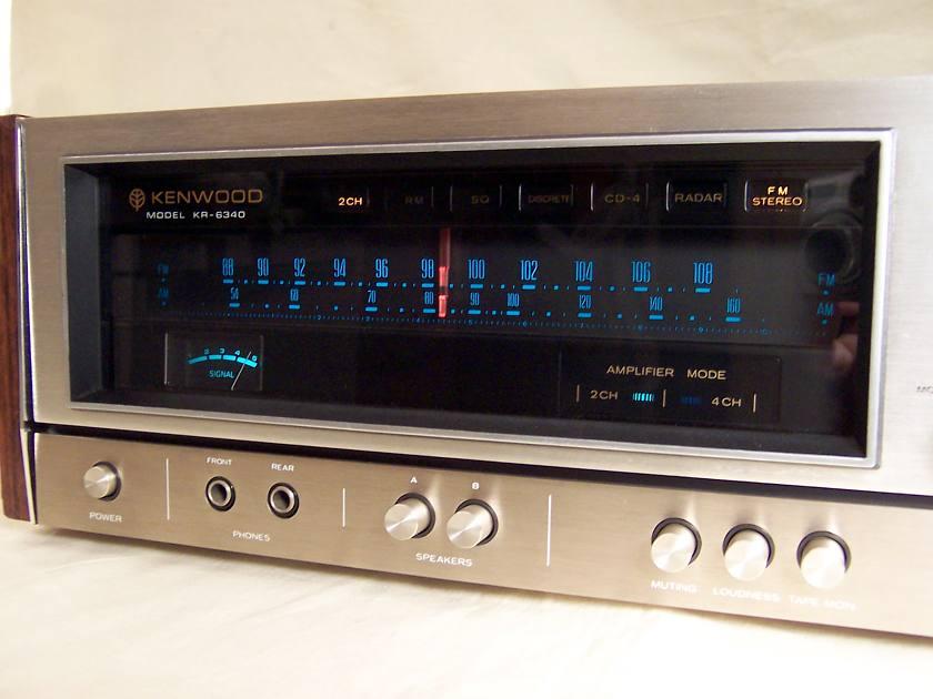 kenwood receiver vintage eBay