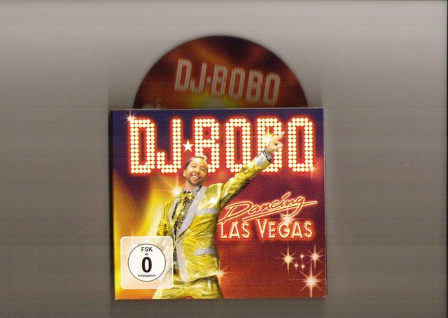 Cover: DJ Bobo - Dancing Las Vegas-2011-MOD