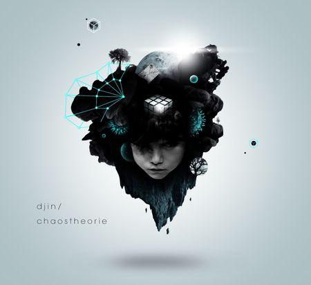 Cover: Djin - Chaostheorie-Web-DE-2012-RAiN