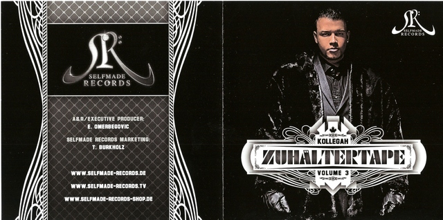 Cover: Kollegah - Zuhaeltertape Volume 3-Limited_Edition-PROPER-DE-2009-VOiCE