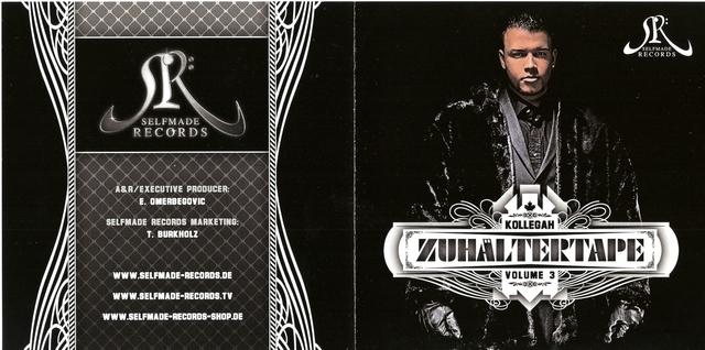 Cover: Kollegah - Zuhaeltertape Volume 3-Limited_Edition-PROPER-DE-2009-VOiCE