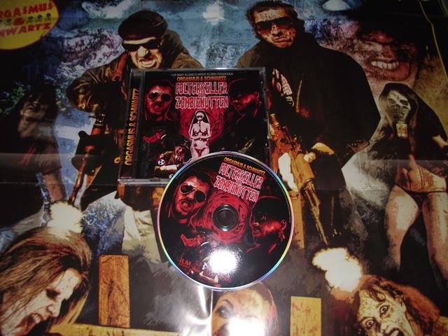 Cover: Orgasmus und Schwartz - Folterkeller Der Zombienutten-DE-2011-VOiCE