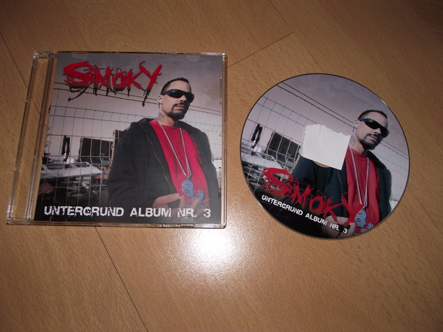 Cover: Smoky - Untergrund Album Nr.3-DE-2011-VOiCE