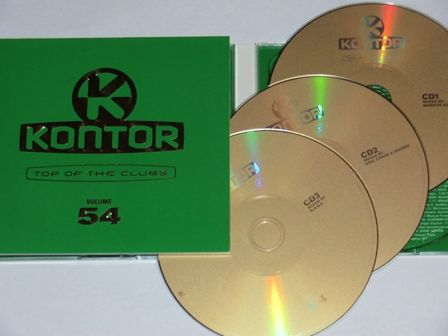 Cover: VA - Kontor Top of the Clubs Vol.54-3CD-2012-VOiCE
