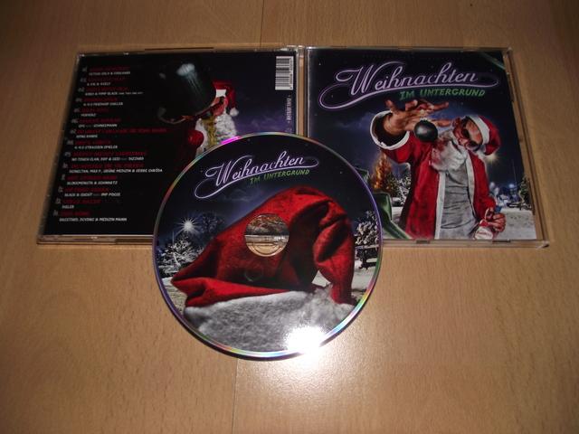 Cover: VA - Weihnachten Im Untergrund-DE-2011-VOiCE