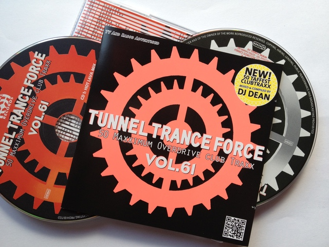 Cover: VA - Tunnel Trance Force Vol.61-2CD-2012-MOD
