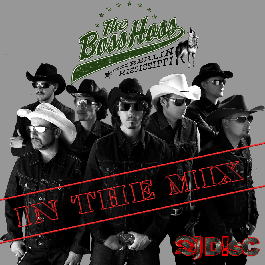 DJ D!sC - The Boss Hoss In The Mix 2010 - bootleg