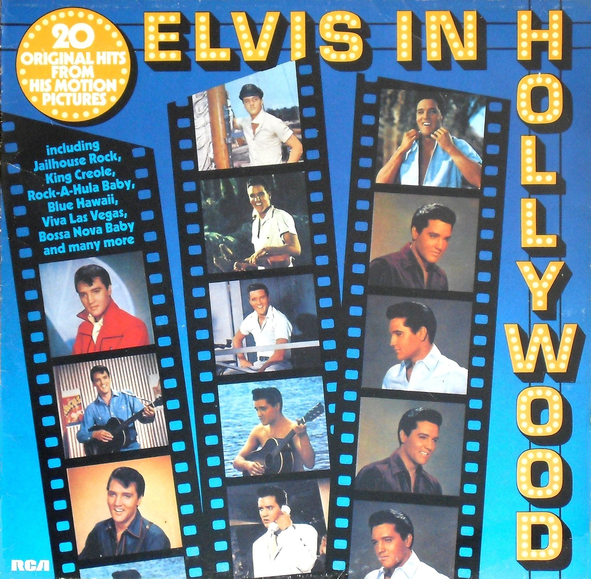 ELVIS IN HOLLYWOOD 0136uot