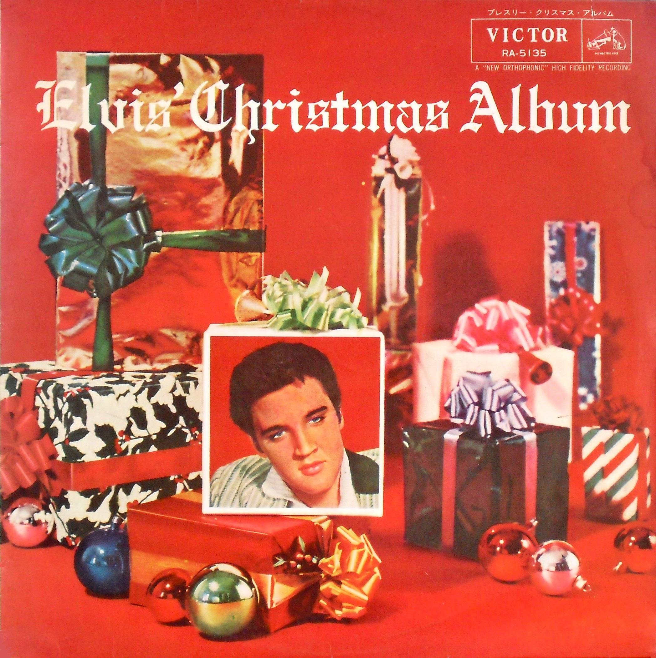 ELVIS' CHRISTMAS ALBUM 01bdj5p