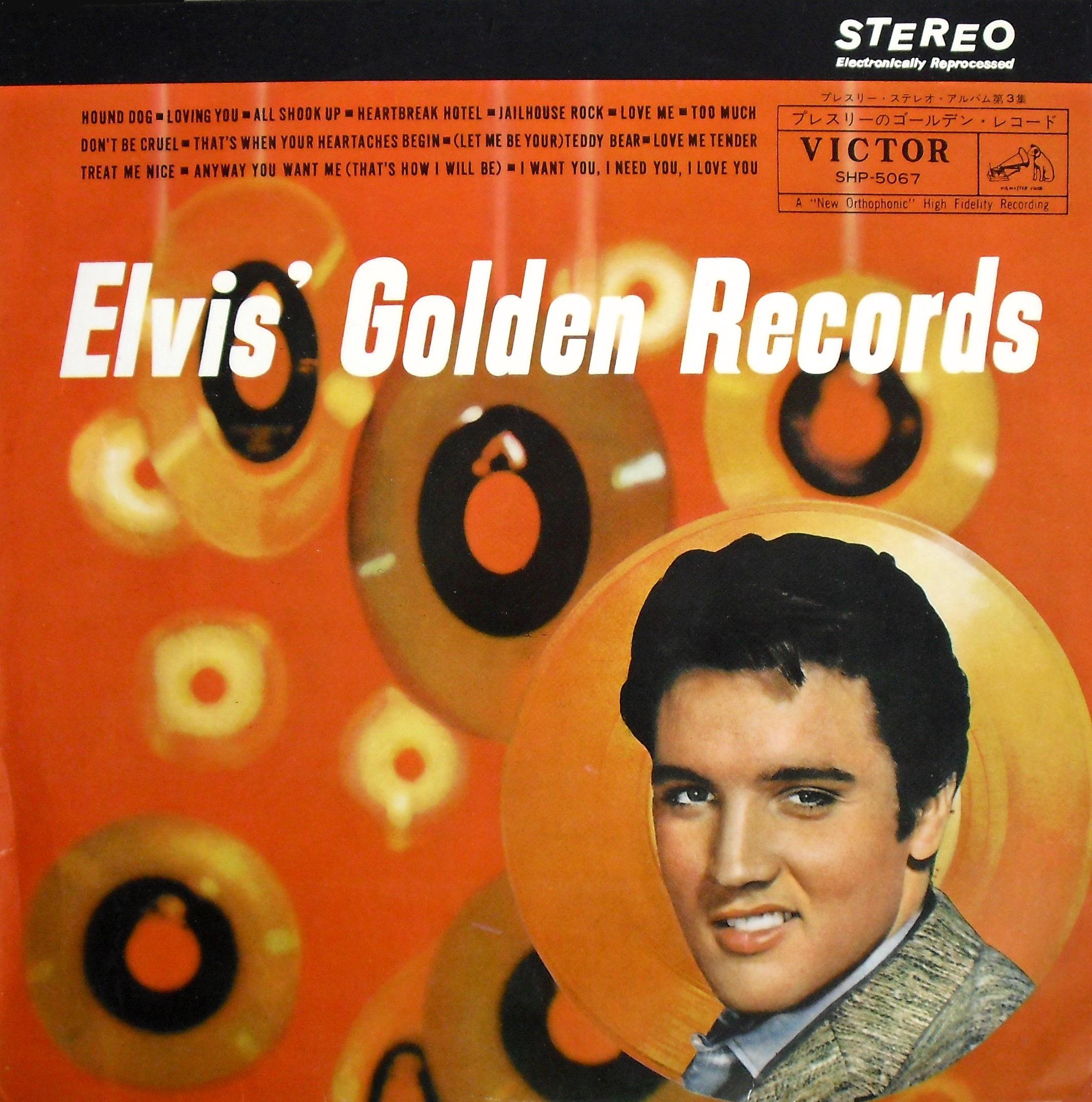 ELVIS`GOLDEN RECORDS 01lsuzj