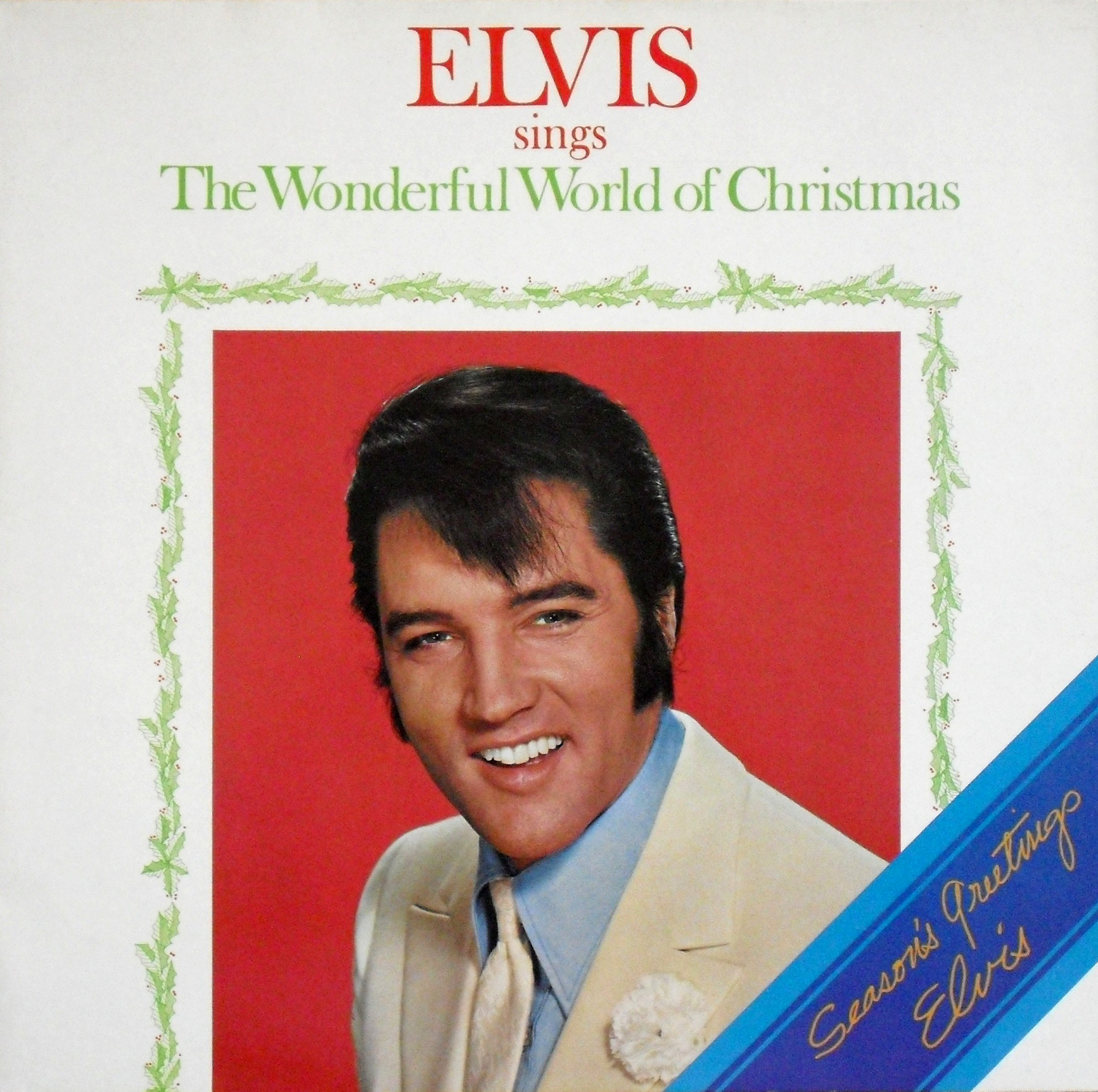 ELVIS SINGS THE WONDERFUL WORLD OF CHRISTMAS 01mzrld