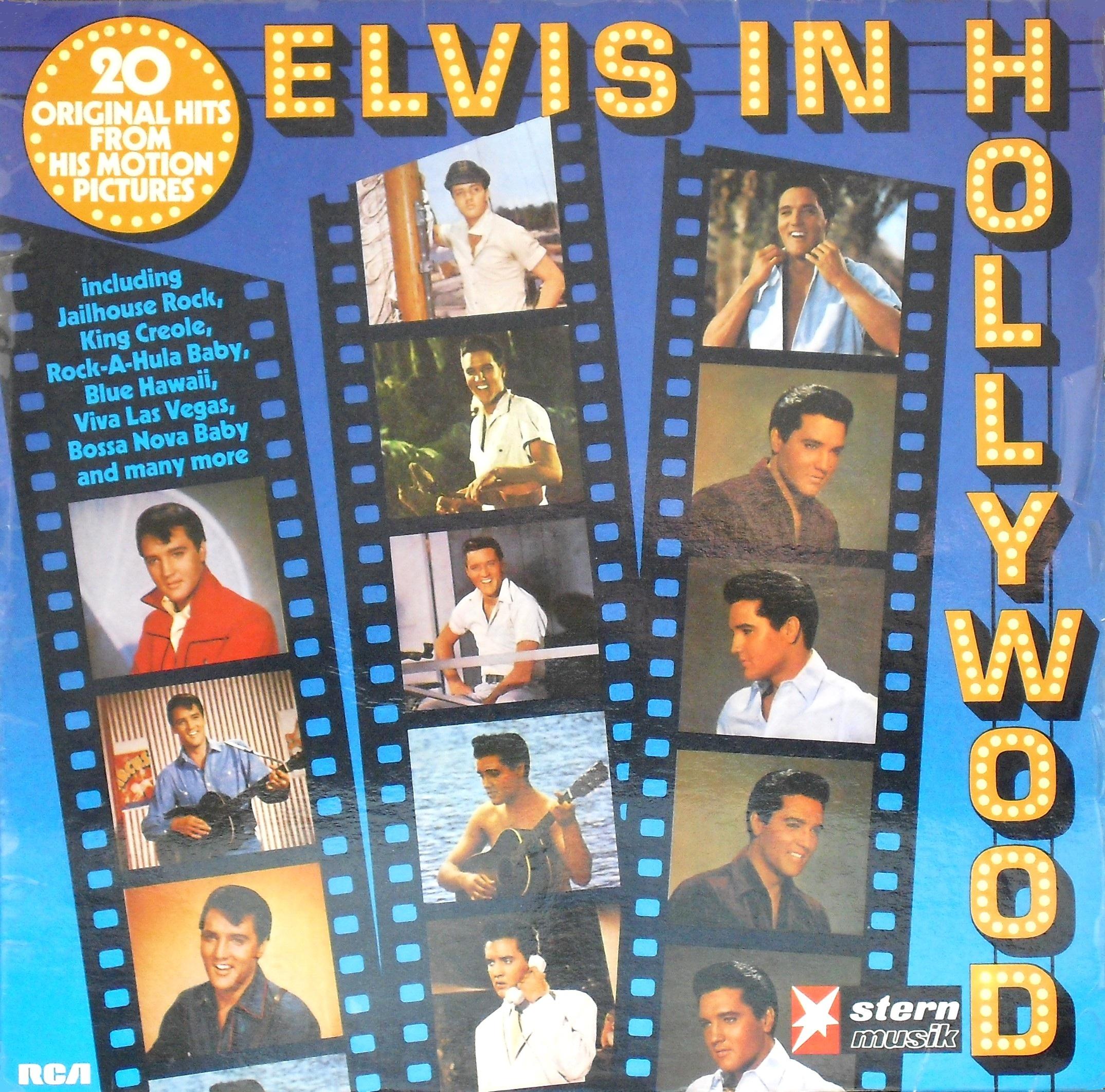 ELVIS IN HOLLYWOOD 01y1uc0