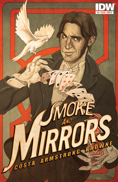 Smoke and Mirrors 02 (of 05 ) (2012) (2 covers Digital-Empire)