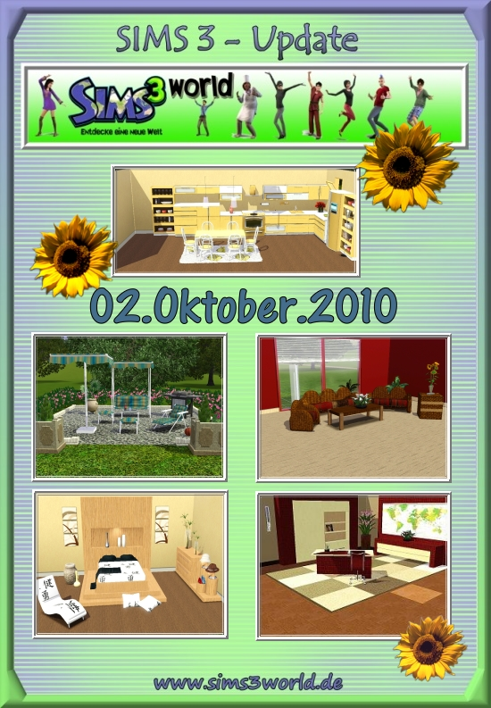 Finds Sims 3 .:. 2 - Octubre -2010 .:. 021020105z6n