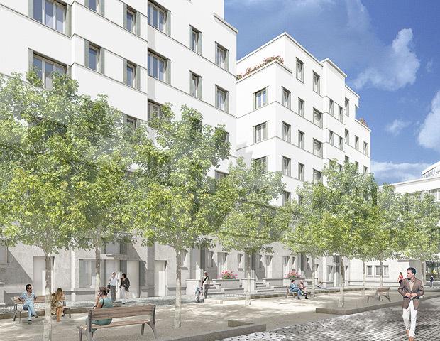 botschaftsviertel berlin planung