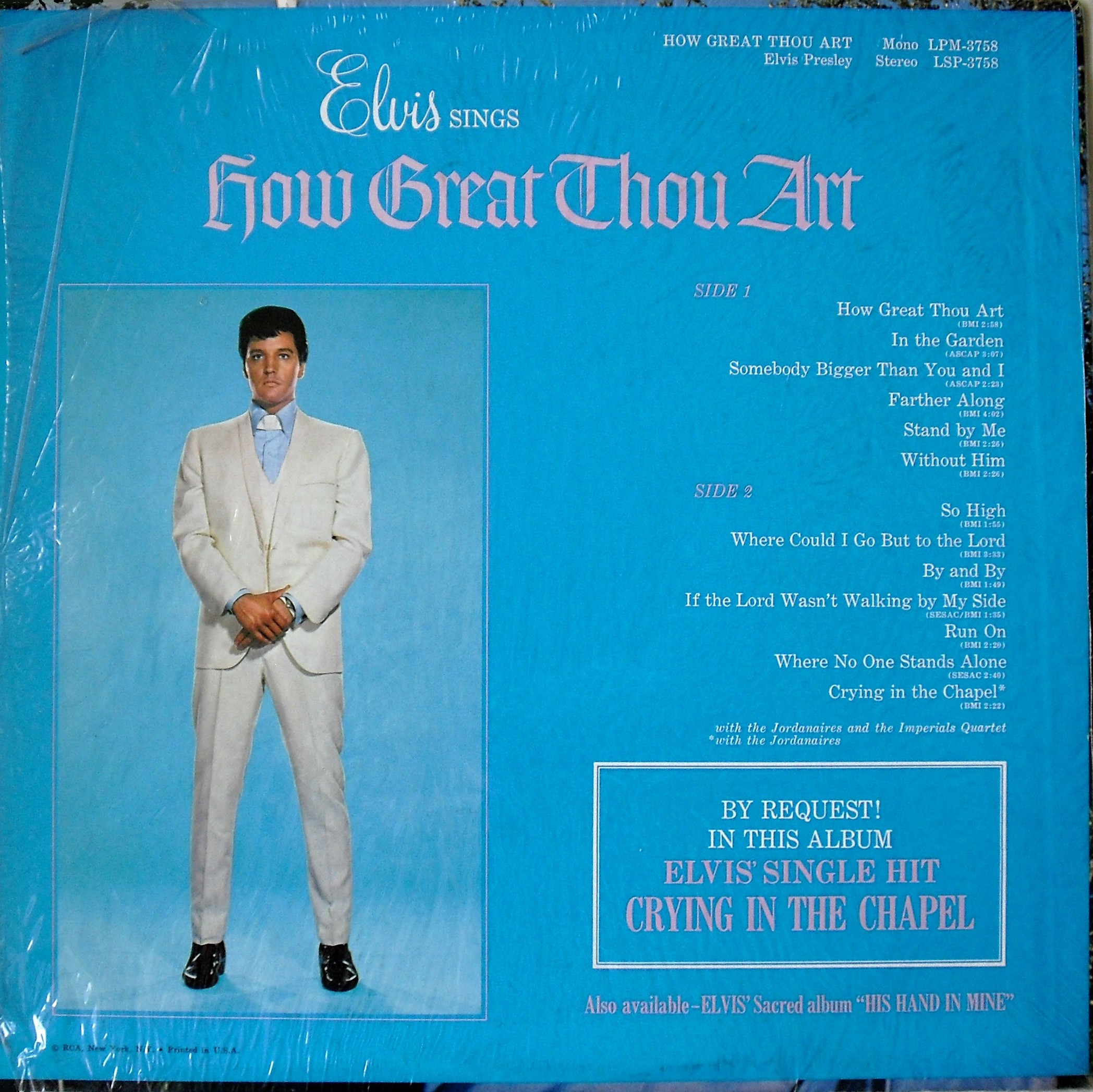 HOW GREAT THOU ART 02vdfqd