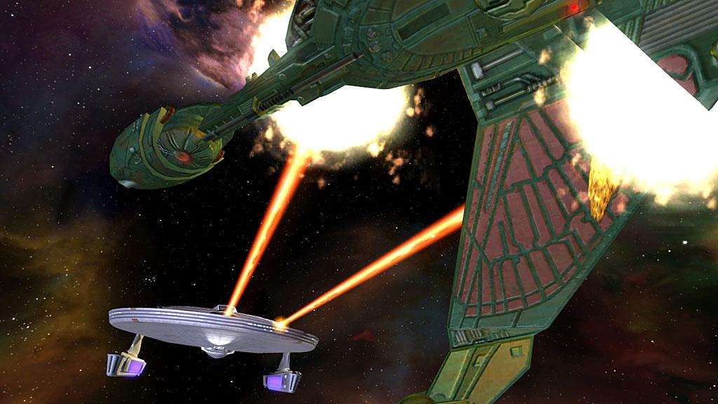 how to play splitscreen on star trek legacy