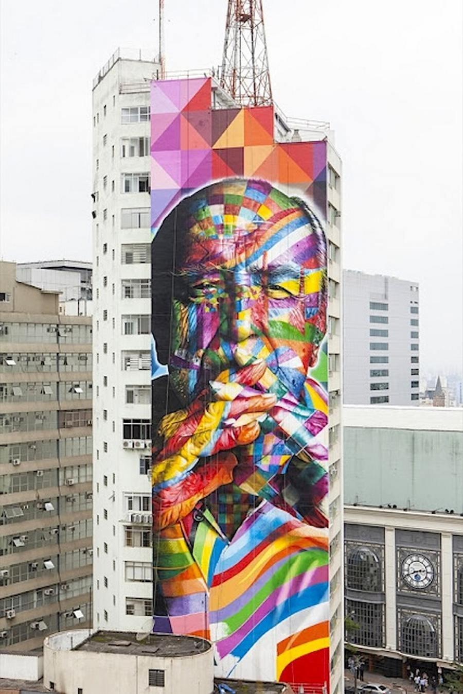 Street Art - sztuka ulicy 16