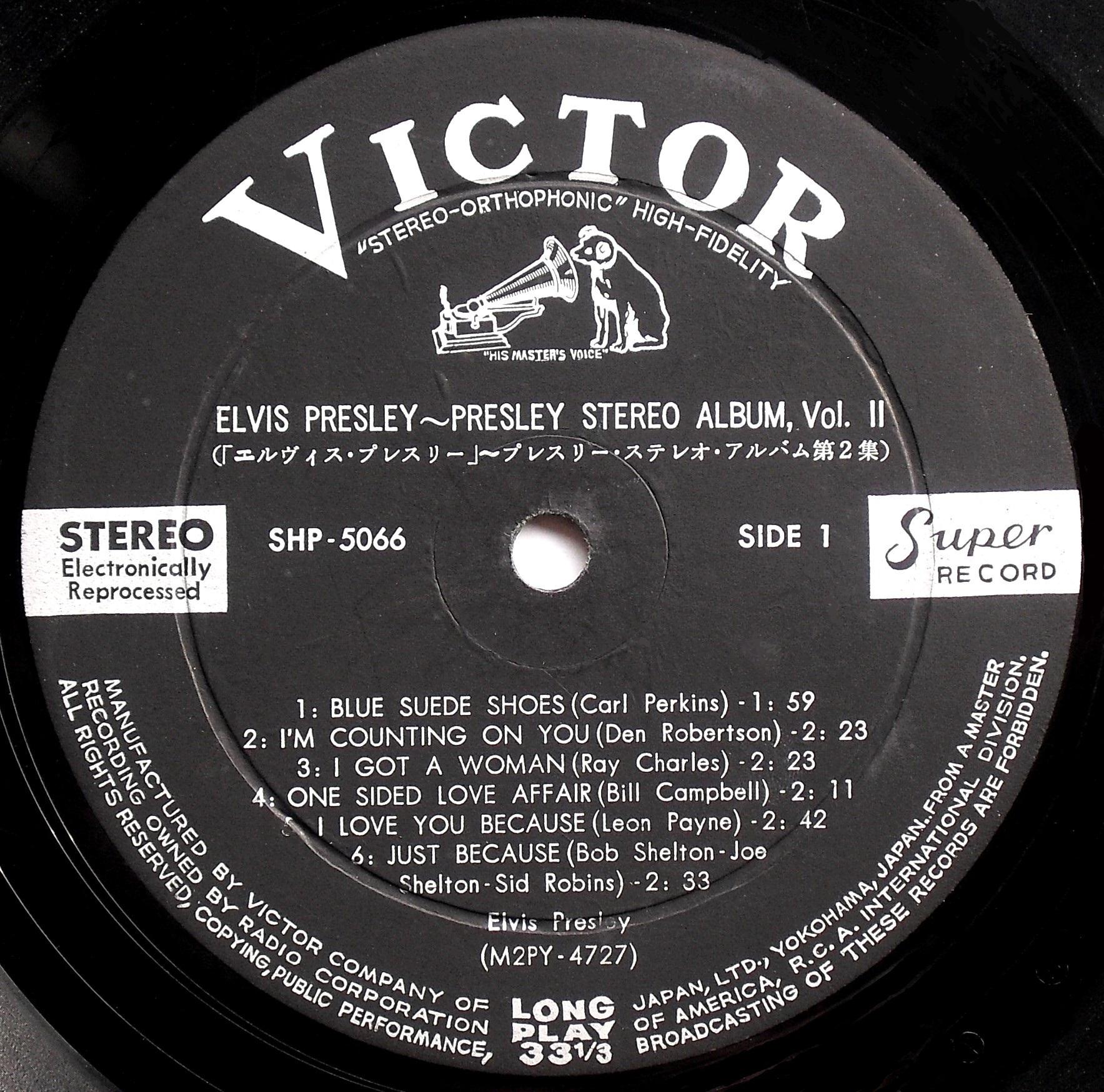 ELVIS PRESLEY 03s19osw1