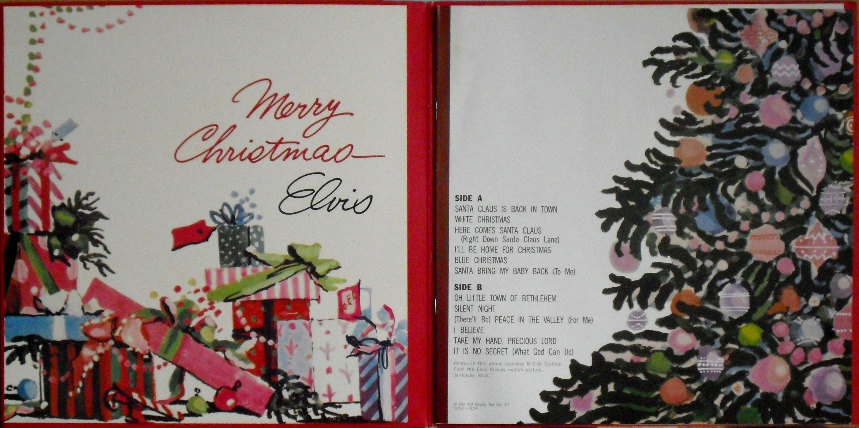 ELVIS' CHRISTMAS ALBUM 04jikc0