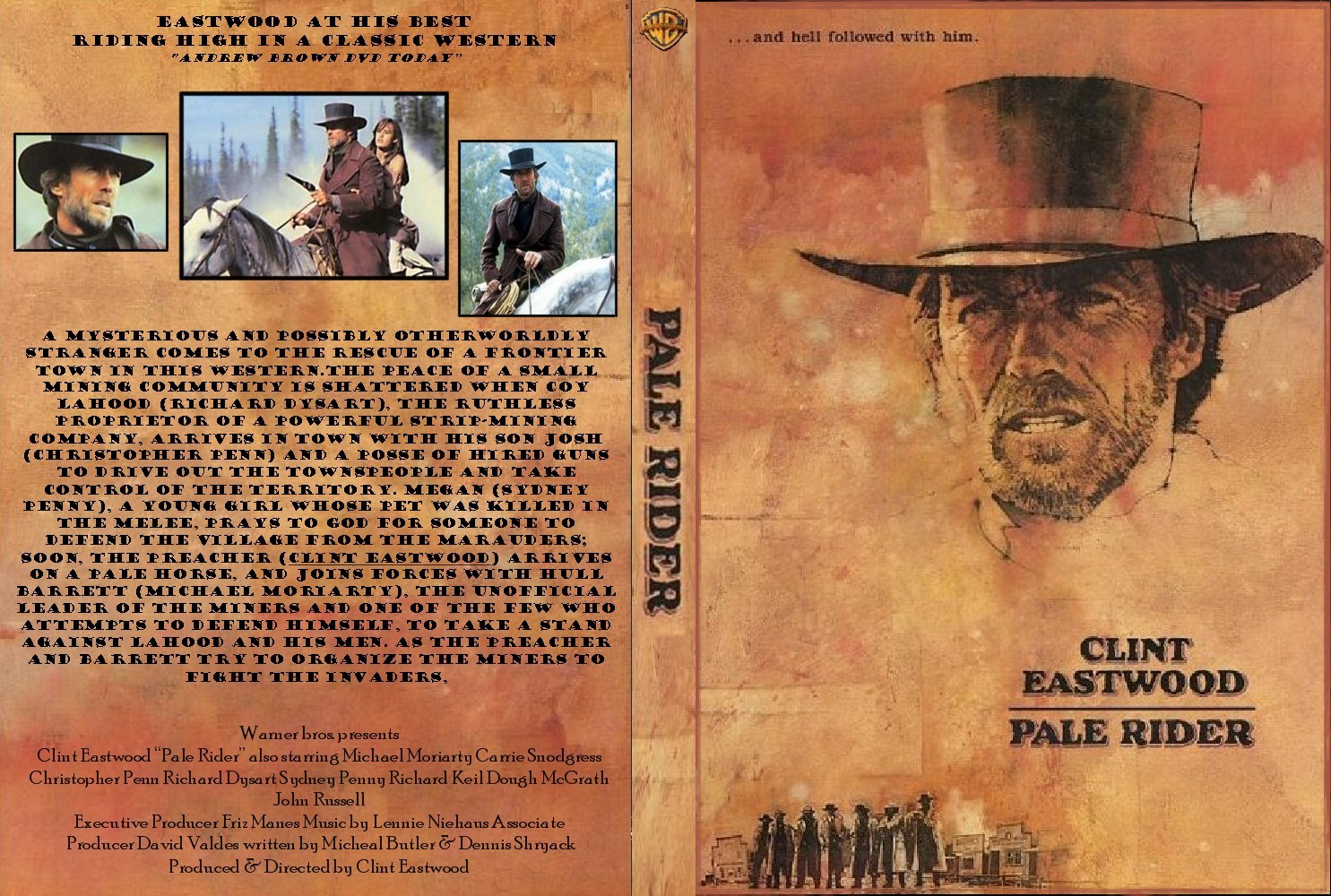 Lines from pale rider movie