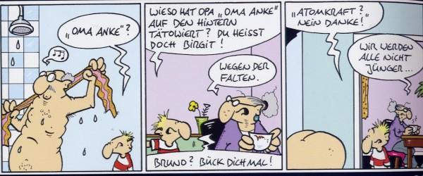 Oma geburtstag comic