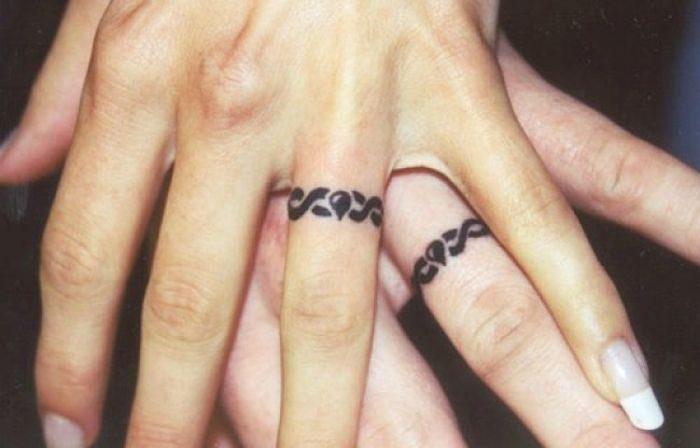 Tatuaże dla par 35
