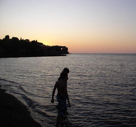 Strand bei Giannella