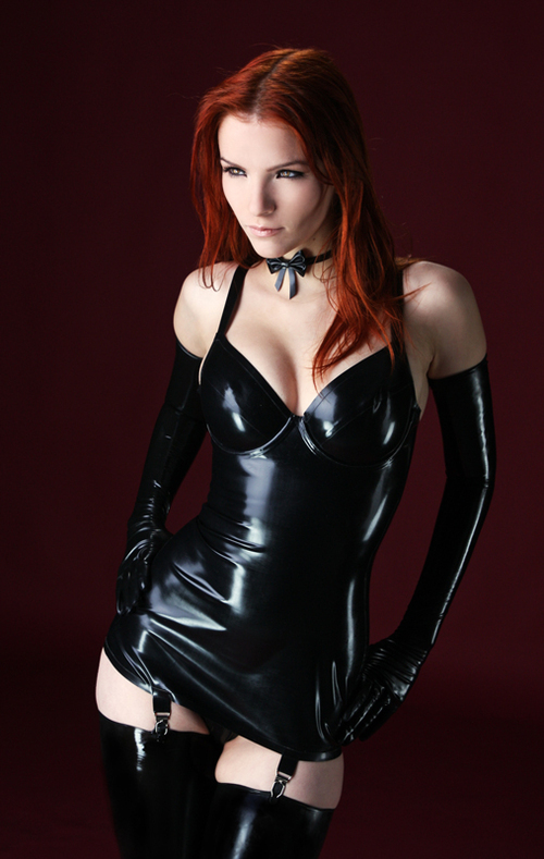 Geile frauen in latex
