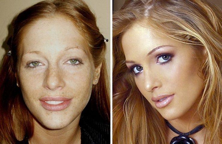 Ile zmienia dobry makijaż? #2 8