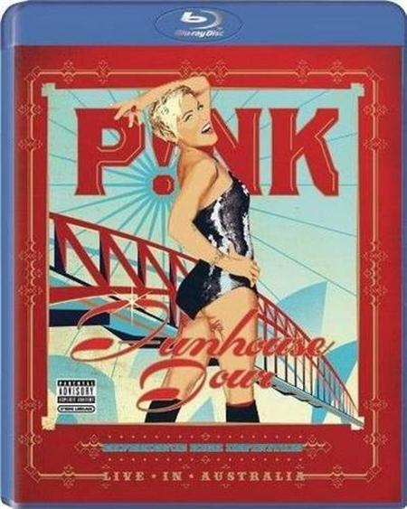 Pink Funhouse Tour Live In Australia 2009