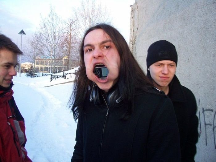 Zdjęcia z rosyjskich portali społecznościowych #3 10