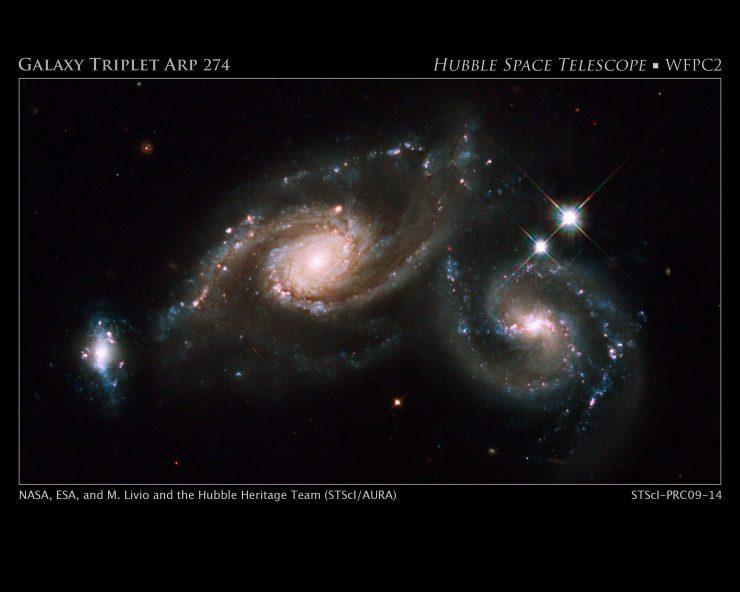 Zdjęcia z kosmicznych Teleskopów 26
