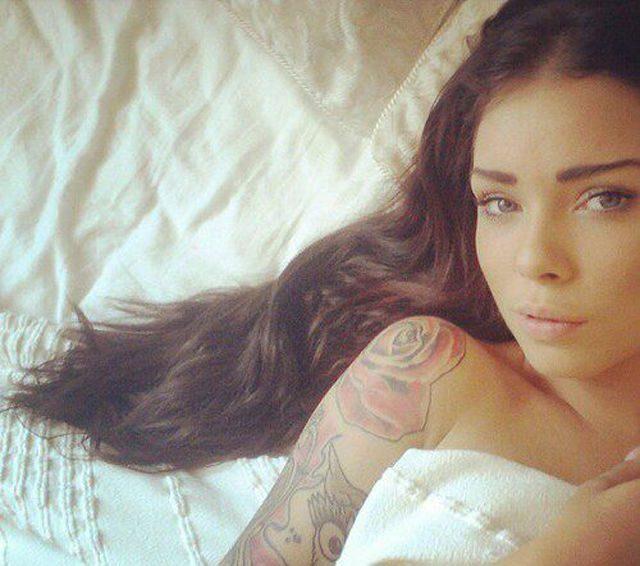 Dziewczyny z tatuażami #3 7