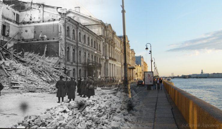 Petersburg: historia kontra teraźniejszość 21