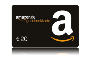 Gewinnspiel: Schick der Gutscheinschlampe eine Postkarte und gewinne einen 20€ amazon Gutschein!