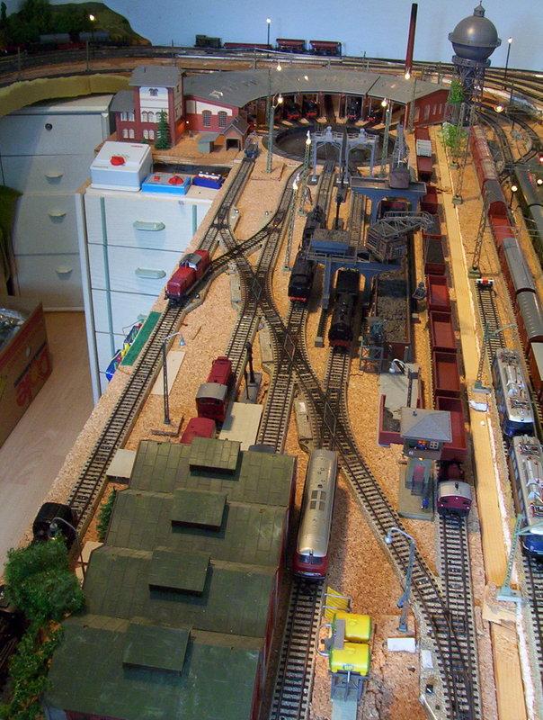Bahnbastlers Umbauten, Reparaturen, Basteleien  10022383pui2