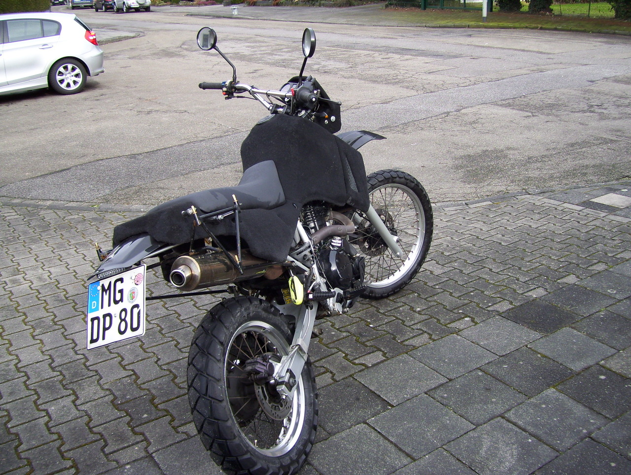 Suzuki TS 80 X Gs 500 E KLR 650 Bj 89 Kawa ZZR 600 Zundapp Cs 50 Sport