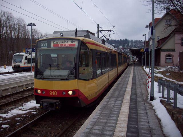 Freudenstadt Hbf Und Hochdorf Stummis