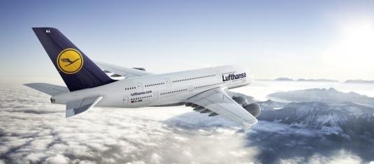 Lufthansa: 20€ Gutschein für alle online gebuchten Lufthansa Flüge! - einfach gratis anfordern!
