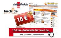 10 Euro Buch.de Gutschein