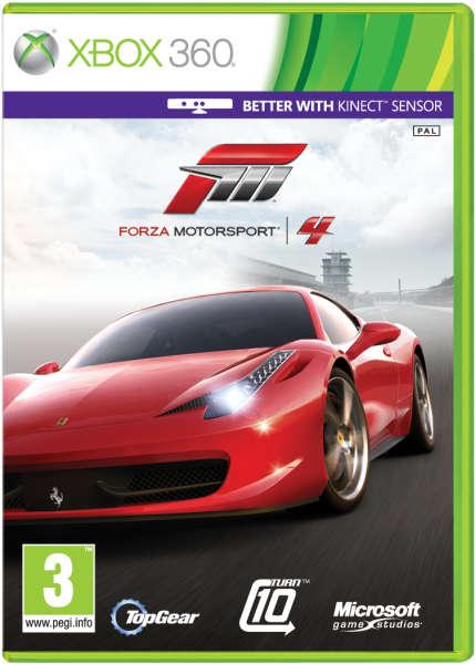 zavvi: Forza Motorsport 4 (Xbox 360) für ~25,10€ inkl. Versand!