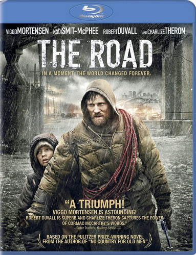 10483 front9pa6 The Road 2009 LiMiTED 720p BluRay x264 MELiTE