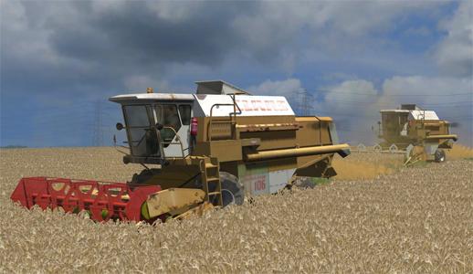 Farming Simulator 2013 Mods Combine