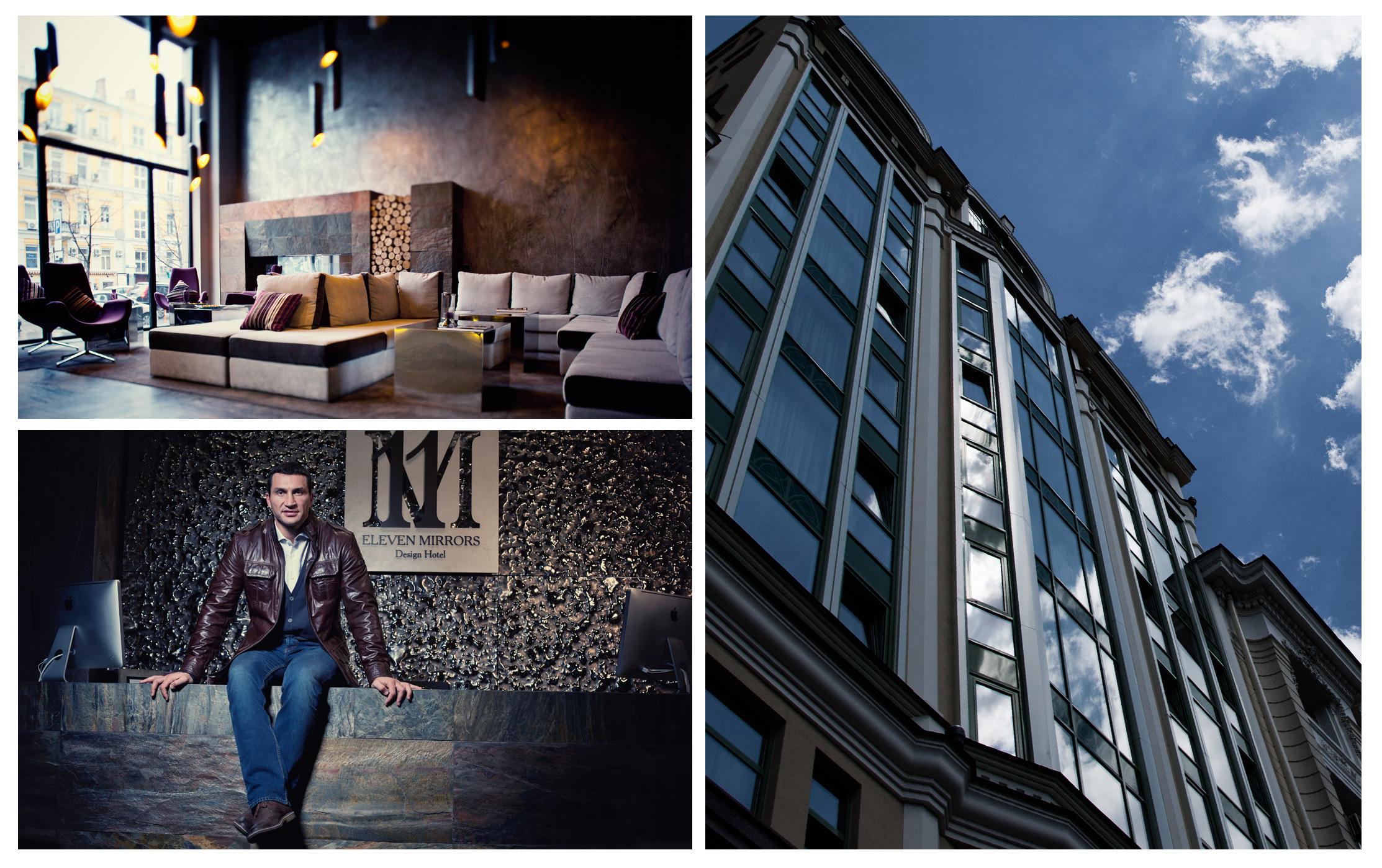 11 Mirrors Hotel Opens In Kiev Theepicureanexplorer Com