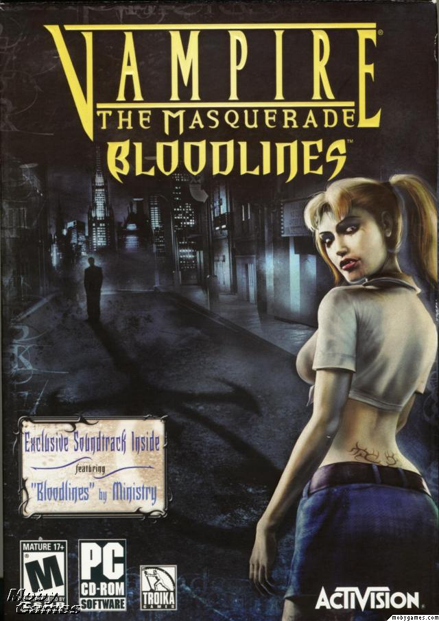 VAMPIRE THE MASQUERADE BLOODLINES HOODLUM