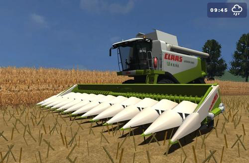 CLAAS Conspeed 12