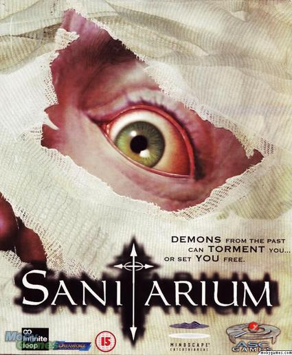 Sanitarium Deutsche  Videos Cover